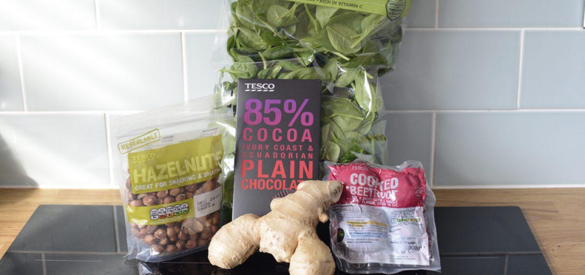 5 Foods I Buy In Tesco - Lisa Dunbar Health